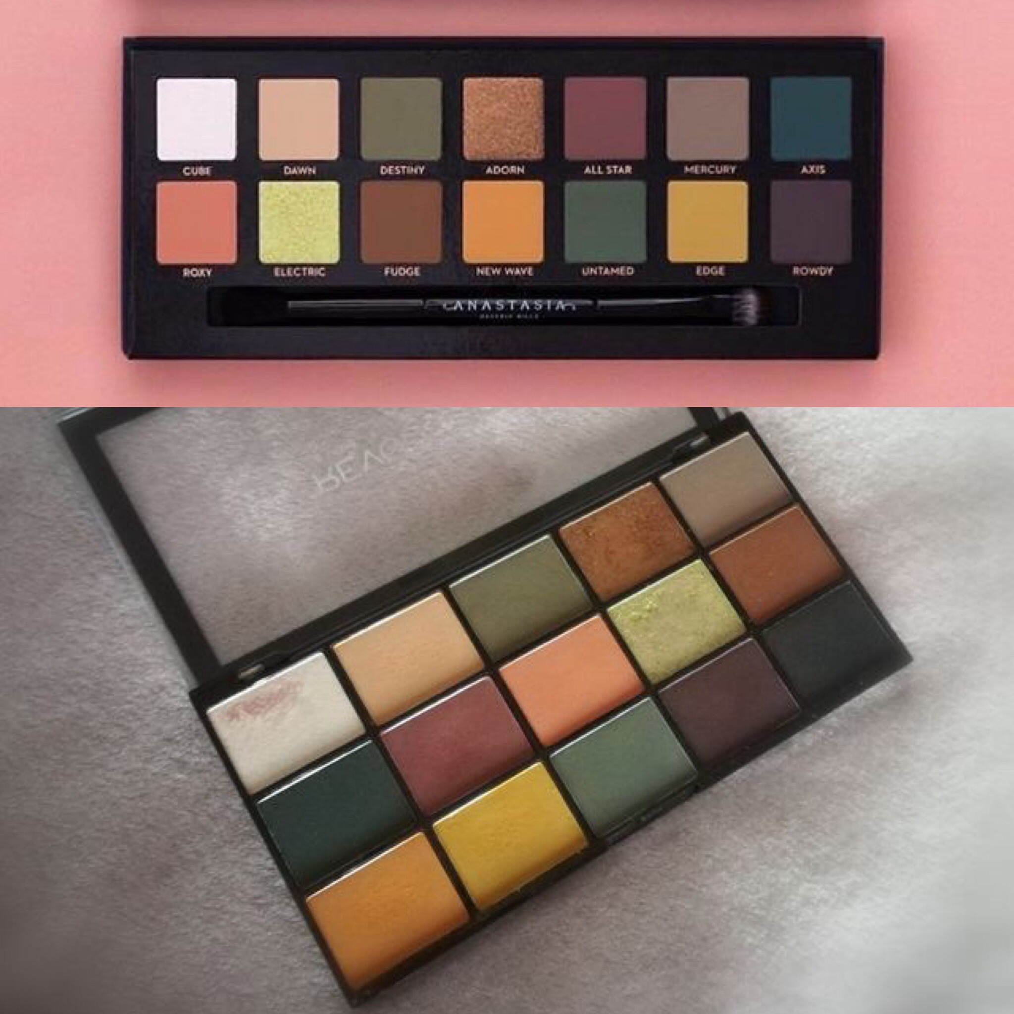 Dupe Alert: ABH Subculture vs MUR