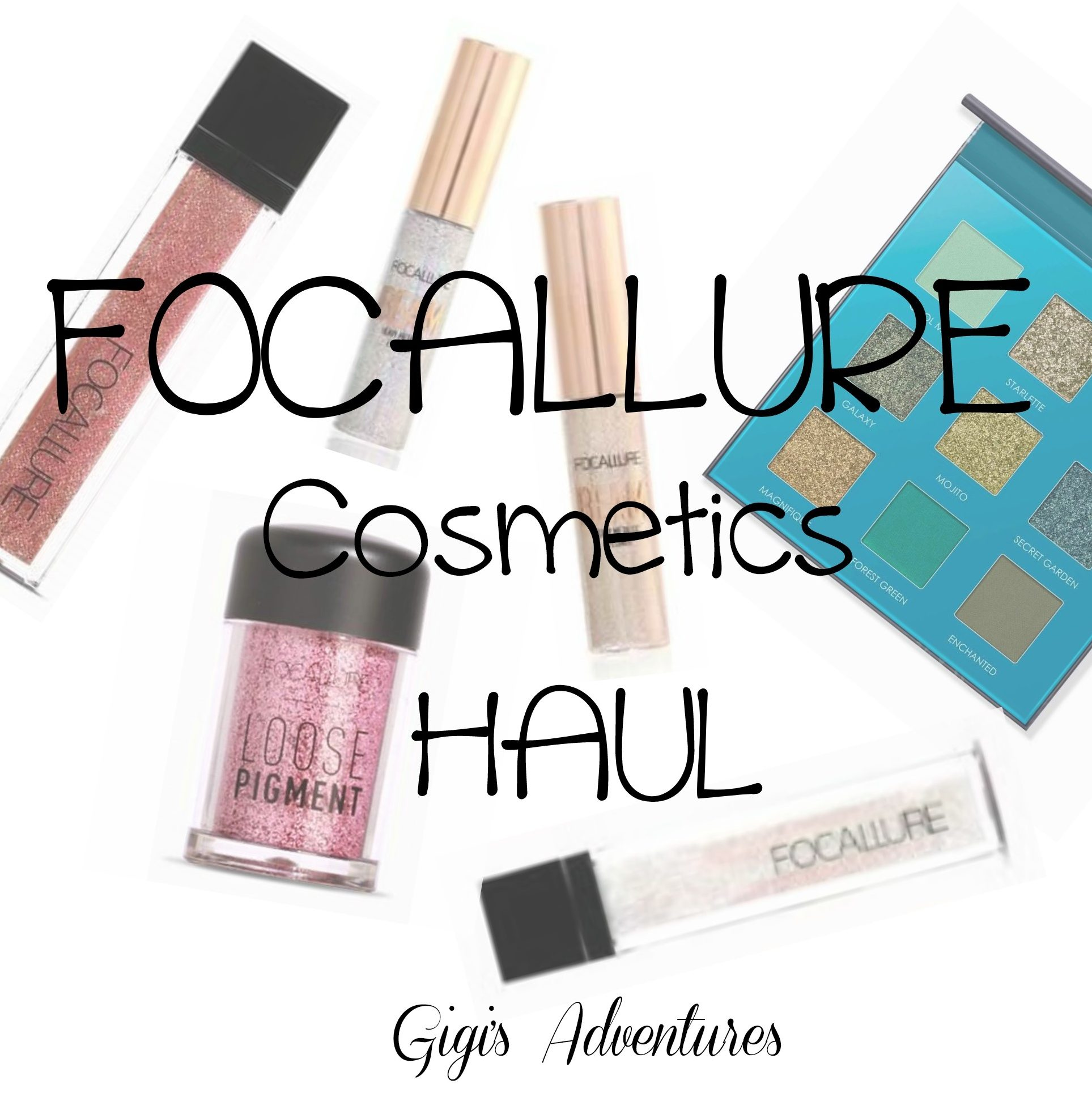 Focallure Makeup Eyeshadows and